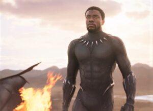 Black Panther star Boseman Chadwick has died