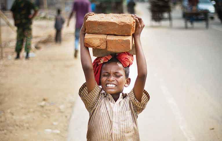 child labour in world