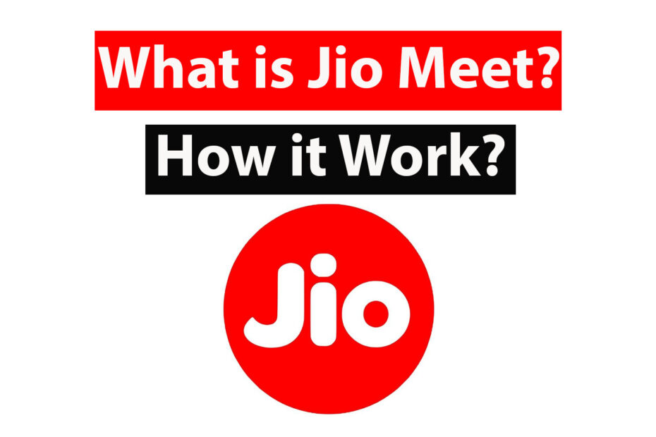 what is jio meet