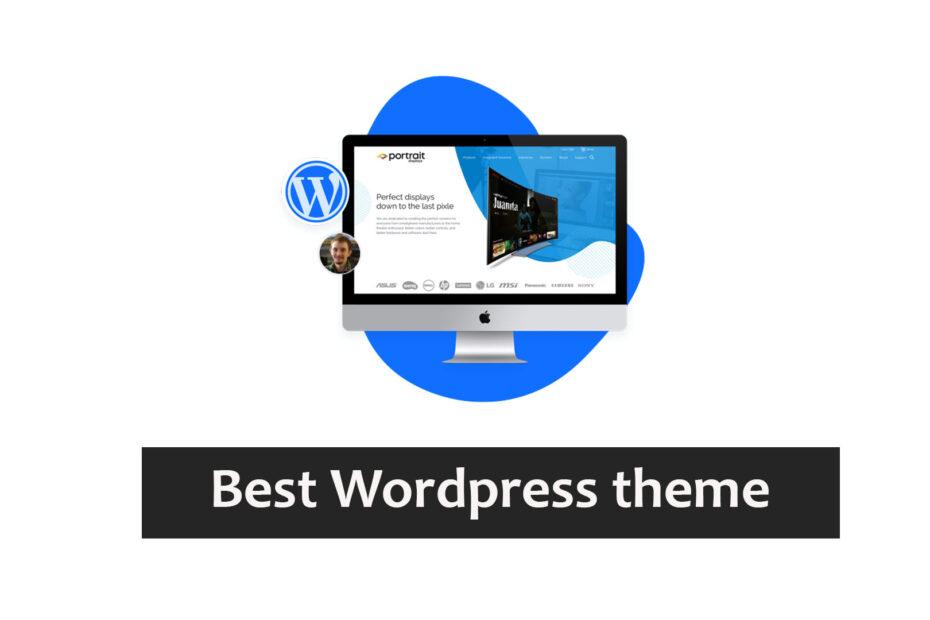best wordpress theme for blogging